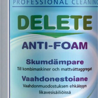 delete anti-foam skumdämpare