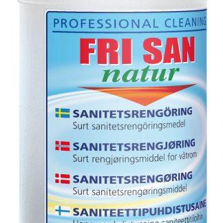 Fri San Natur 1 liter tvättmedel